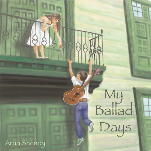 My Ballad Days Cover Art