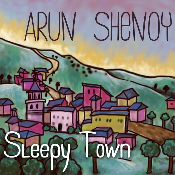 Sleepy Town Cover Art