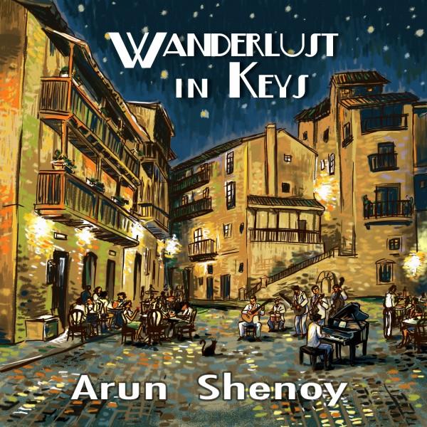 Wanderlust In Keys Cover Art