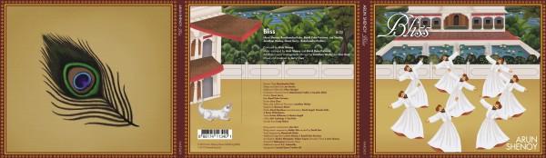 Bliss Physical CD Artwork