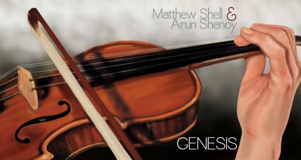 Genesis Cover Art 2 Panel