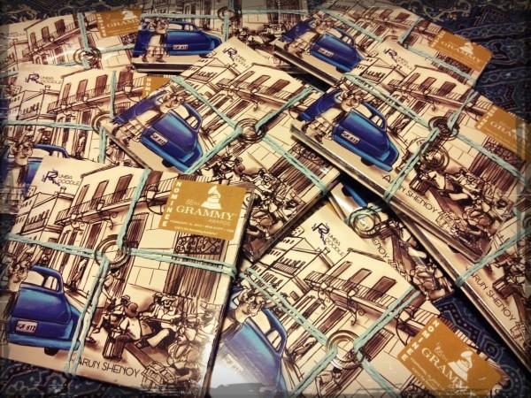 Rumbadoodle CD Package
